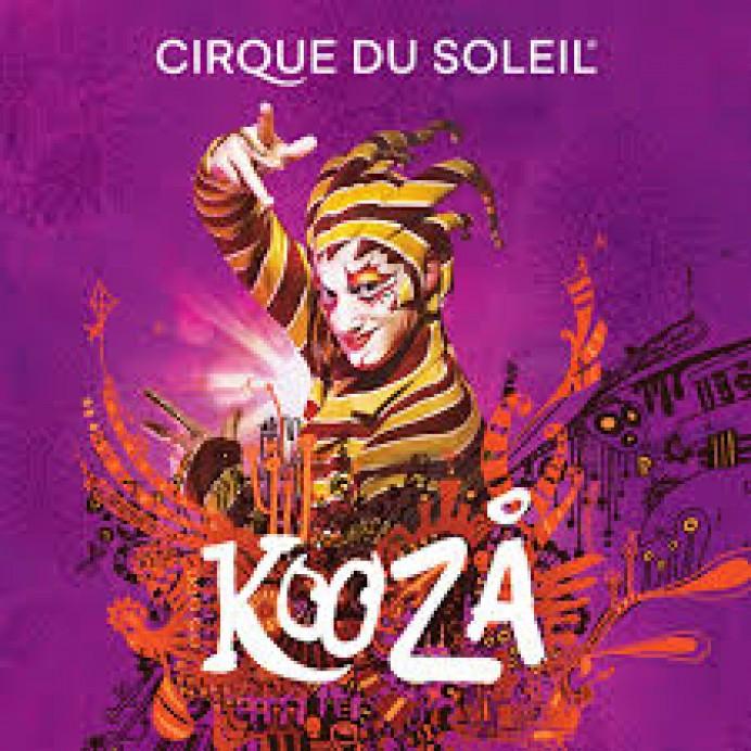 El Cirque du Soleil se presentó hoy en Gijón con lleno total
