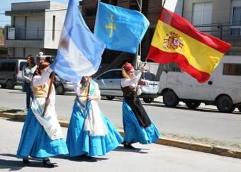El Centro Asturiano de Necochea acaba de publicar si álbum fotográfico de actividades