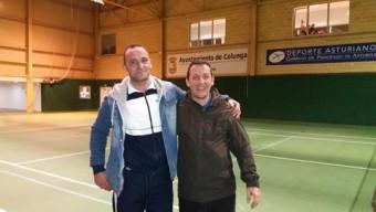 Semifinal Torneo Tenis Villa de Colunga