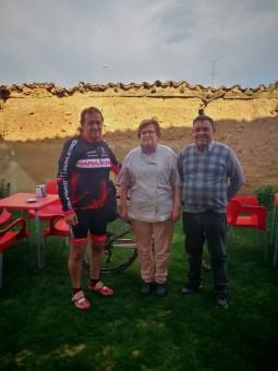 EL SUEVE:  Un enclave colungués en  el Camino de Santiago Francés....
