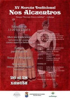 XV Mercáu Tradicional Nos Alcuentros