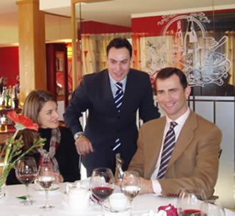 El mejor San Valentín en el Cenador de los Canónigos, en Cangas de Onís.