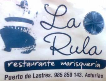 El Restaurante La Rula de Lastres supera la falta de aparcamientos en la villa marinera