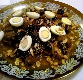 Taller de cocina marroquí en Colunga