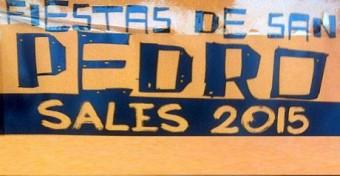 Fiestas de San Pedro en Sales 2015