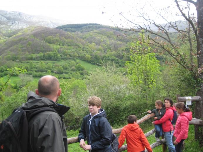 Itinerario de Naturaleza y Prehistoria con el Parque y la Fundación Oso de Asturias