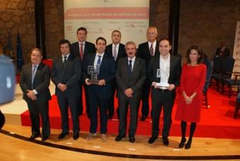 Premios AJE Principado de Asturias 2014