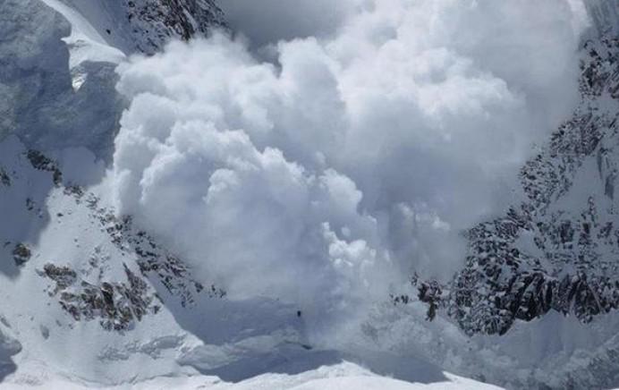 Peligro de aludes en los Picos de Europa