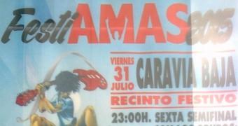 FestiAMAS 2015 en Caravia Baja