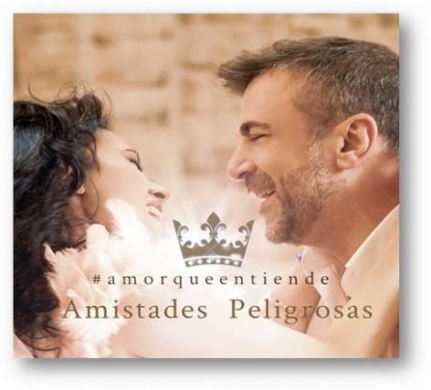"""Amistades Peligrosas presenta nuevo single, """"Amor que entiende"""""""