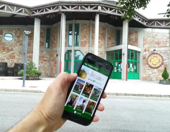 Nueva app turística de La Comarca de la Sidra