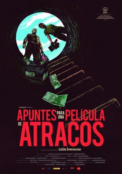 Cartelera cinemateca ambulante CANGAS DE ONÍS. Febrero 2019