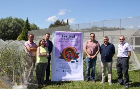 El IV Festival del Arándano y Frutos Rojos de Asturias 2019