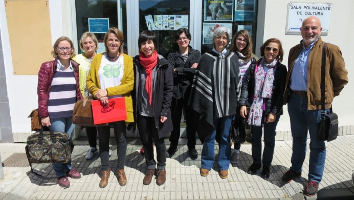 Asamblea G.O. de la ASOCIACIÓN DE ARCHIVEROS Y GESTORES DE DOCUMENTOS DEL PRINCIPADO DE ASTURIAS (AAPA) en Colunga