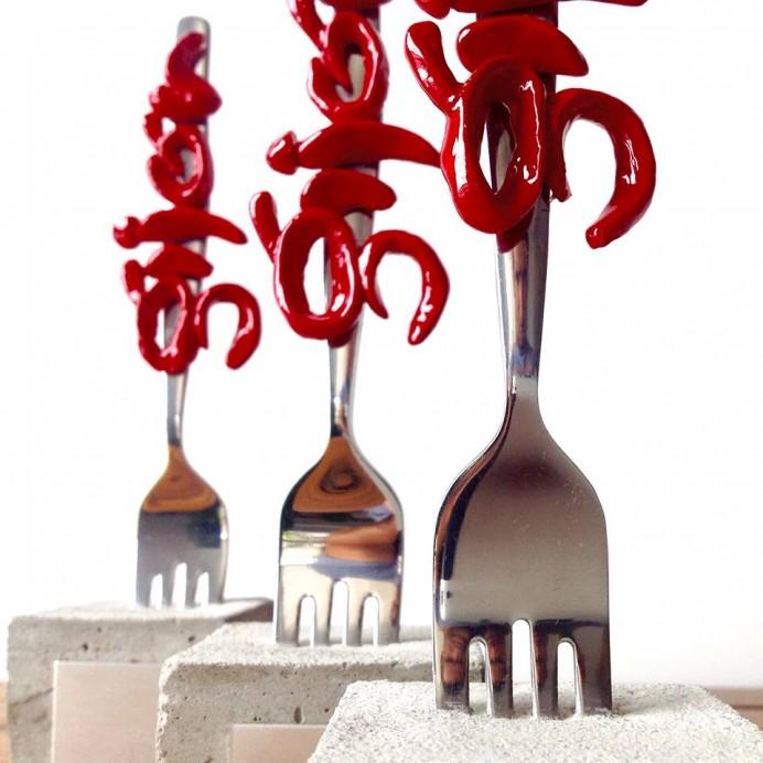 Showcooking de los chefs galardonados con el premio