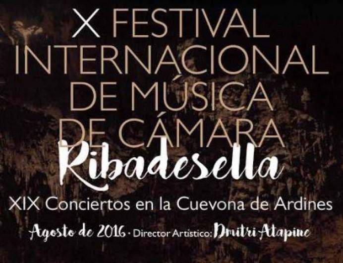 XIX Conciertos en la Cuevona de Ardines y X Festival de Música de Cámara