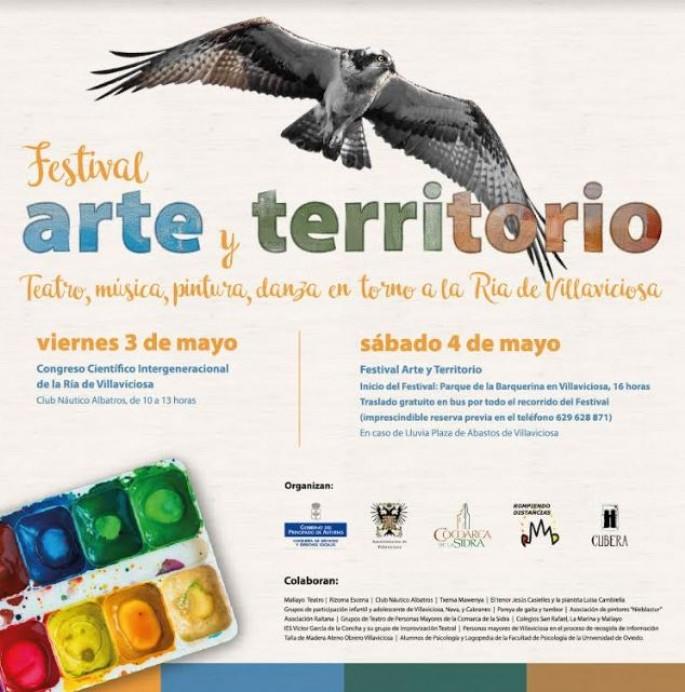 Festival Arte y Territorio en Villaviciosa