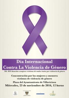 Día Mundial contra la violencia hacia las mujeres