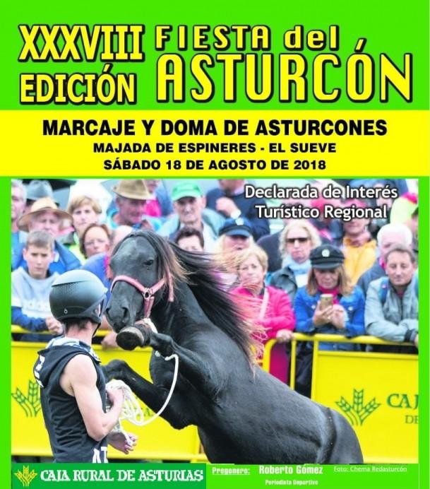 XXXVIII Edición Fiesta del Asturcón  En la Majada de Espineres