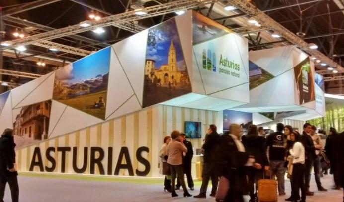 Webcams de Asturias / Hispacams en Fitur 2017