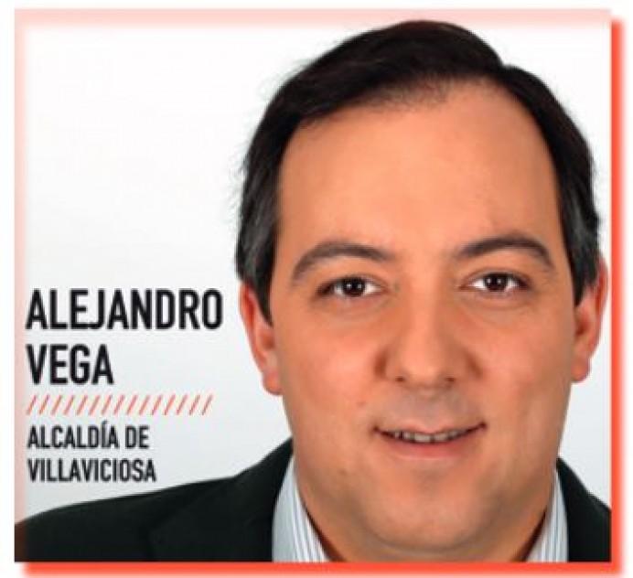 Alejandro Vega consigue la mayoría absoluta en Villaviciosa