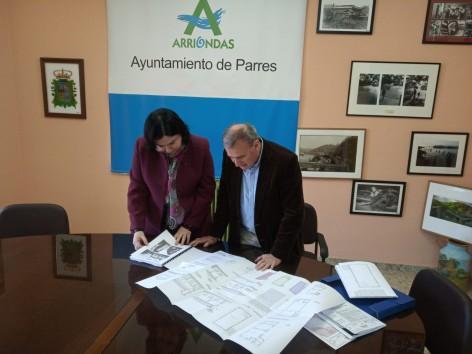 El ayuntamiento de Parres remite a cultura el proyecto de rehabilitación de la escuela de Fíos