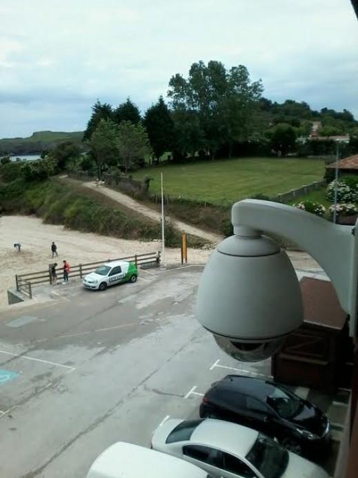 Nueva cámara HD desde la Playa de Barro en Llanes
