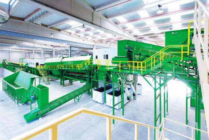 Comunicado de EQUO Asturias sobre el anuncio de inversiones en una planta de separación de basuras: