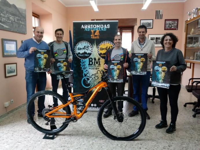 IX BIKE MARATÓN MONTES DEL SELLA-ARRINODAS