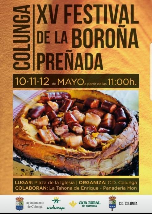 Festival de la Boroña en Colunga 2019