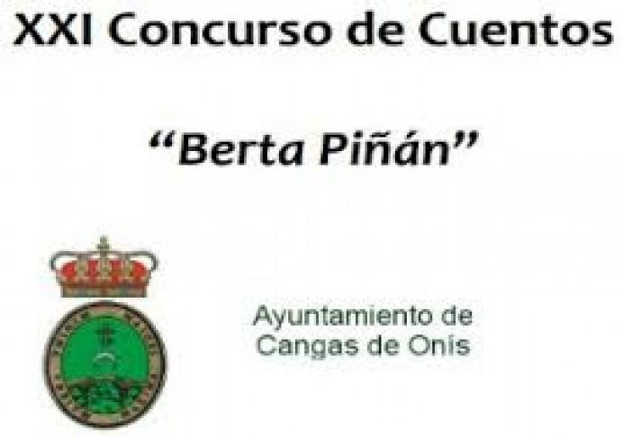 Fallo XXI Concurso de Cuentos Berta Piñán