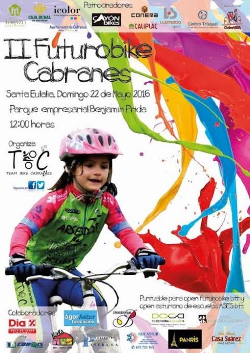 12° encuentro ínterautonómico de escuelas de BTT (Cabranes-Asturias)