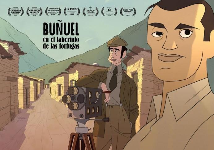 Laboral Cinemateca estrena en Gijón tres títulos imprescindibles del cine de animación europeo