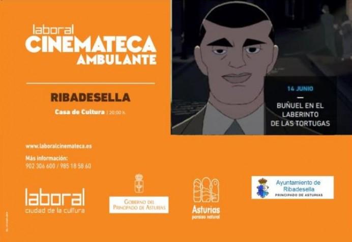 Cinemateca ambulante en Ribadesella