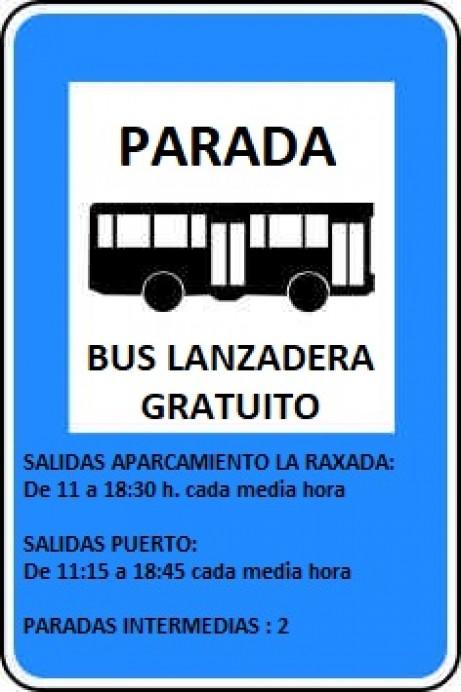 Lastres cuenta con autobús lanzadera gratuito