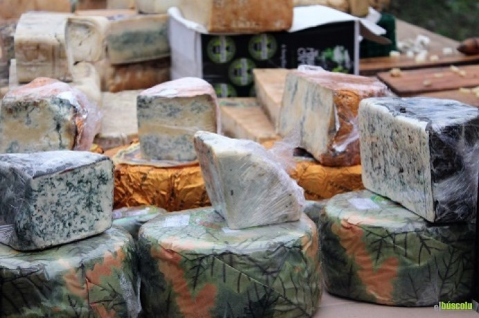 El mejor queso cabrales del mundo pone rumbo a Madrid