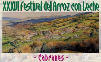 XXXVI Festival del Arroz con Leche - Cabranes