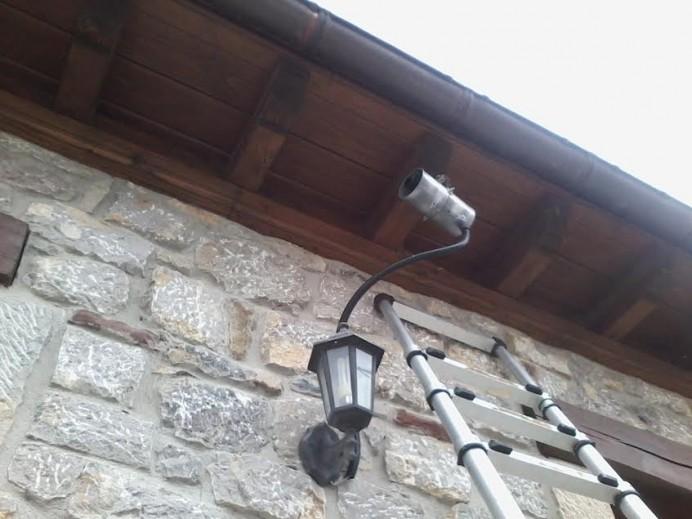Webcams de Asturias instalará una nueva cam Streaming HD en la Playa de Barro desde el Hotel Kaype