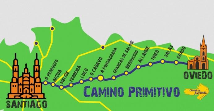 IV Etapa del Camino Primitivo