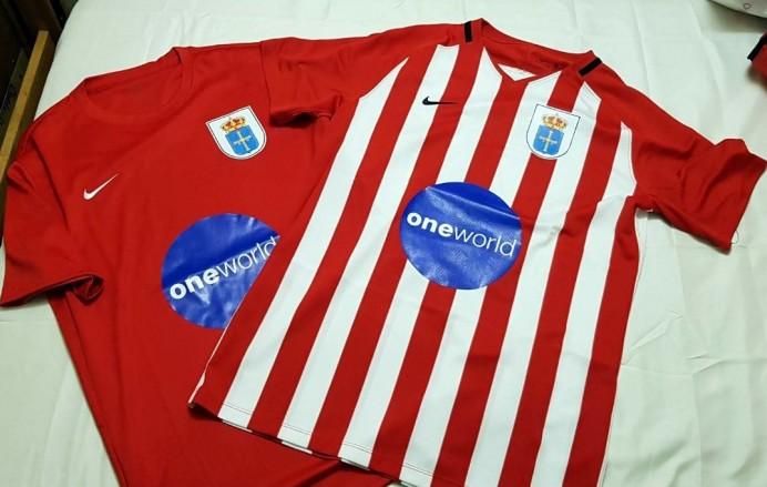 Actualidad del seleccionado asturiano de fútbol de gira por EE.UU