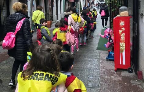 Campamento Urbano de Semana Santa de Llanes, inicio