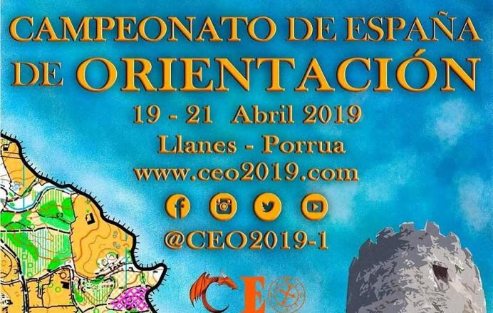 Llanes, Campeonato España de Orientación con 1.700 inscritos