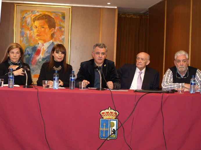 Presentación del libro-CD Misa en honor a la Virgen de Covadonga