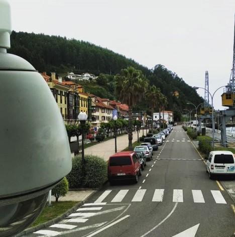 Instalada una nueva cam HD desde San Esteban de Pravia