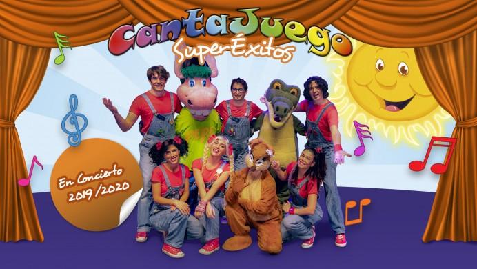 Los CantaJuego, este domingo en el Teatro de la Laboral
