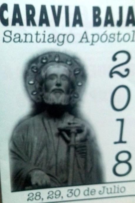 Fiestas de Santiago Apostol 2018 en Caravia