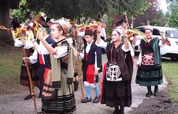 Fiestas de Santiago Apóstol en Caravia Baja
