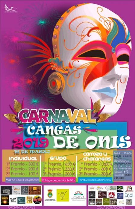 Carnavales de Cangas de Onís