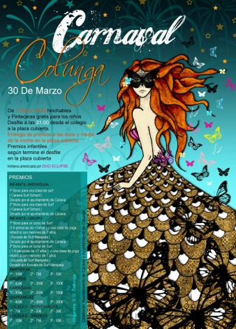 Carnaval en Colunga
