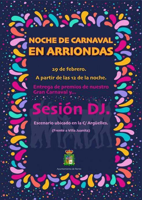 Carnaval de Arriondas 2020